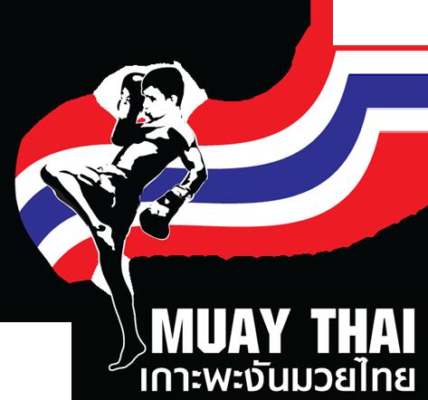 Muay Thai Gym Logo Logo